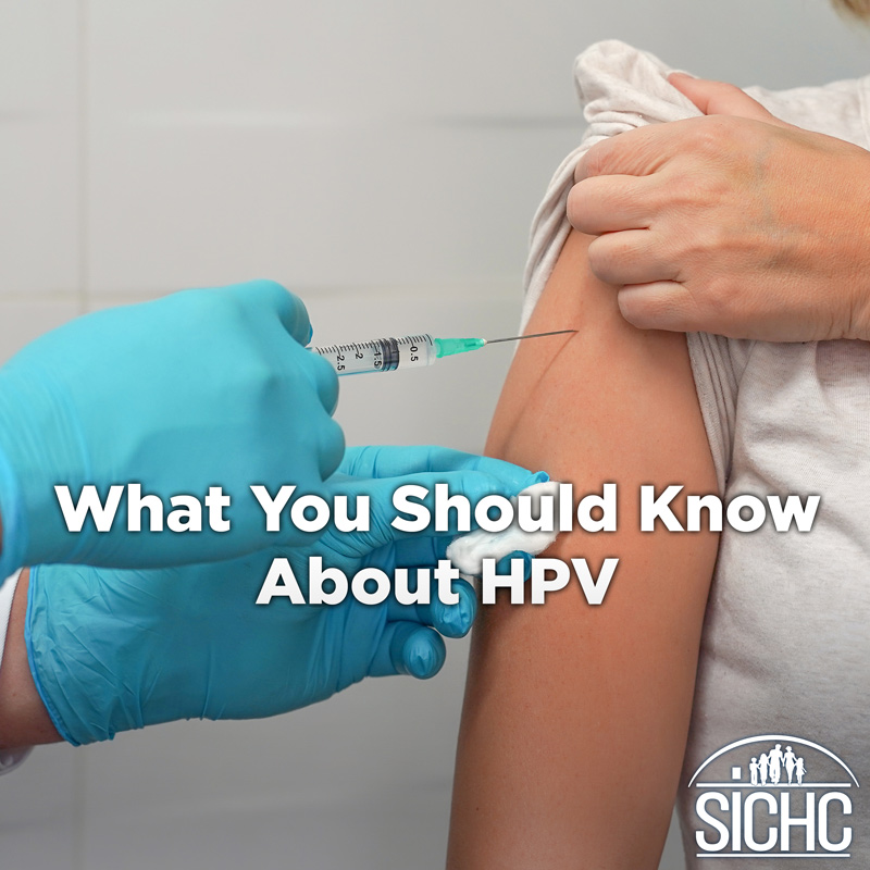 SICHC - What you should know about HPV