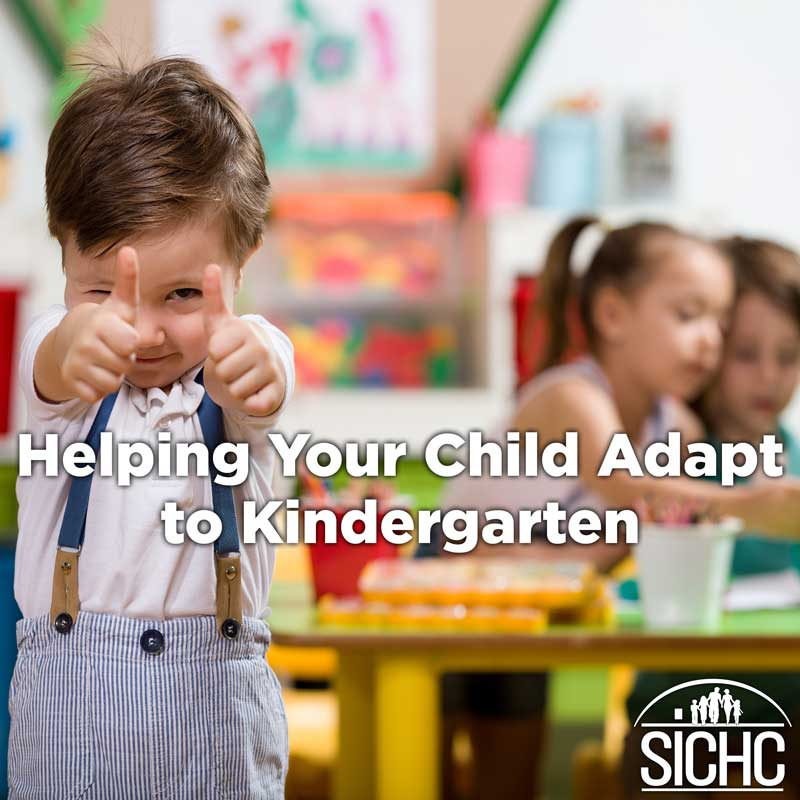 Helping Your Child Adapt to Kindergarten