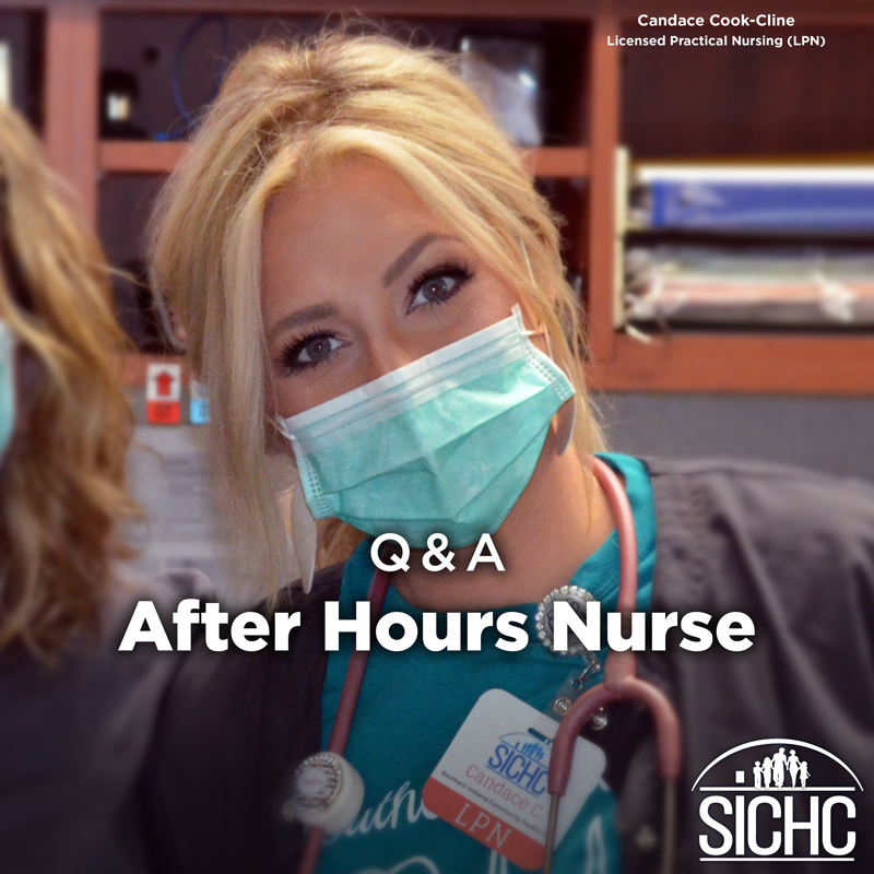 After Hours Nurse - Candice Cook-Cline